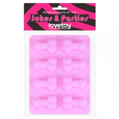 Pecker Chocolate/Ice Tray