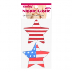 Stars and Stripes Nipple Pasties (2 Pack)