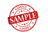 Sample Orders & Free Sample